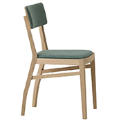 Abby Wooden Side Chair