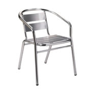 Aluminium Outdoor Arm Chair