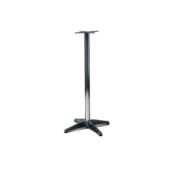 Aluminium Poseur Table Base