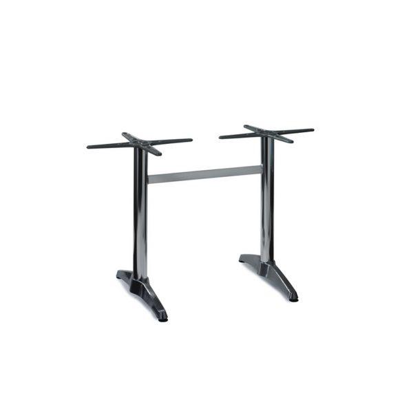 Aluminium Twin Dining Table Base
