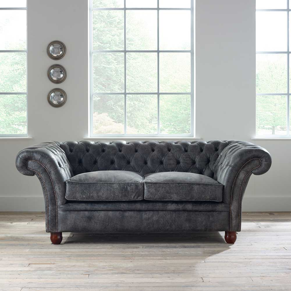 Chalfont Studded 2 Seater Sofa