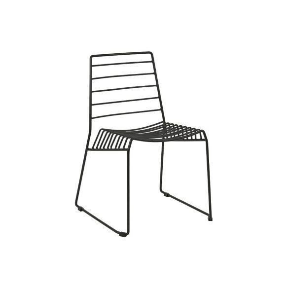 Steel Side Chair