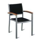 Geneva Weave Outdoor Armchair