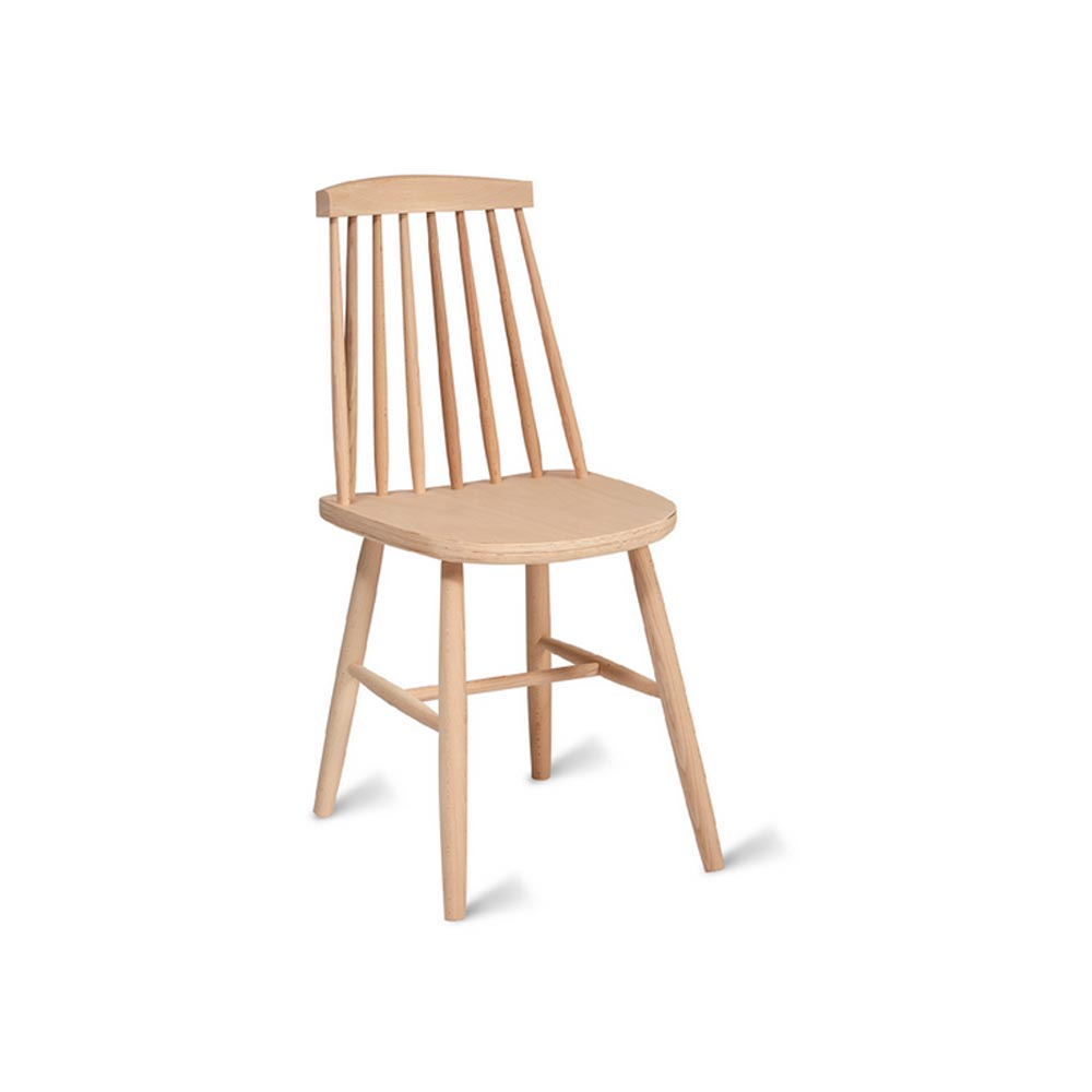 Henley Spindle Back Side Chair
