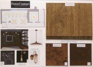 Design Service mood board