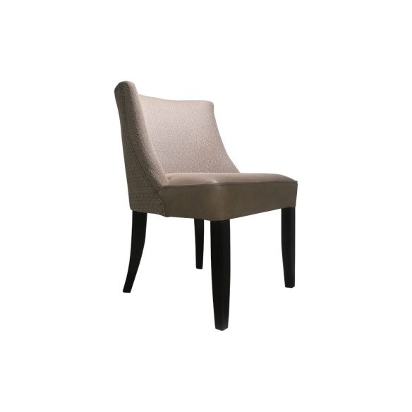 Lina Curved Tub Chair
