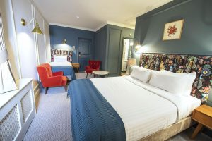 Cromwell Hotel Bed