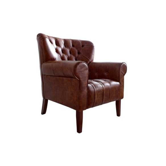 Olivier Deep Buttoned Tub Chair