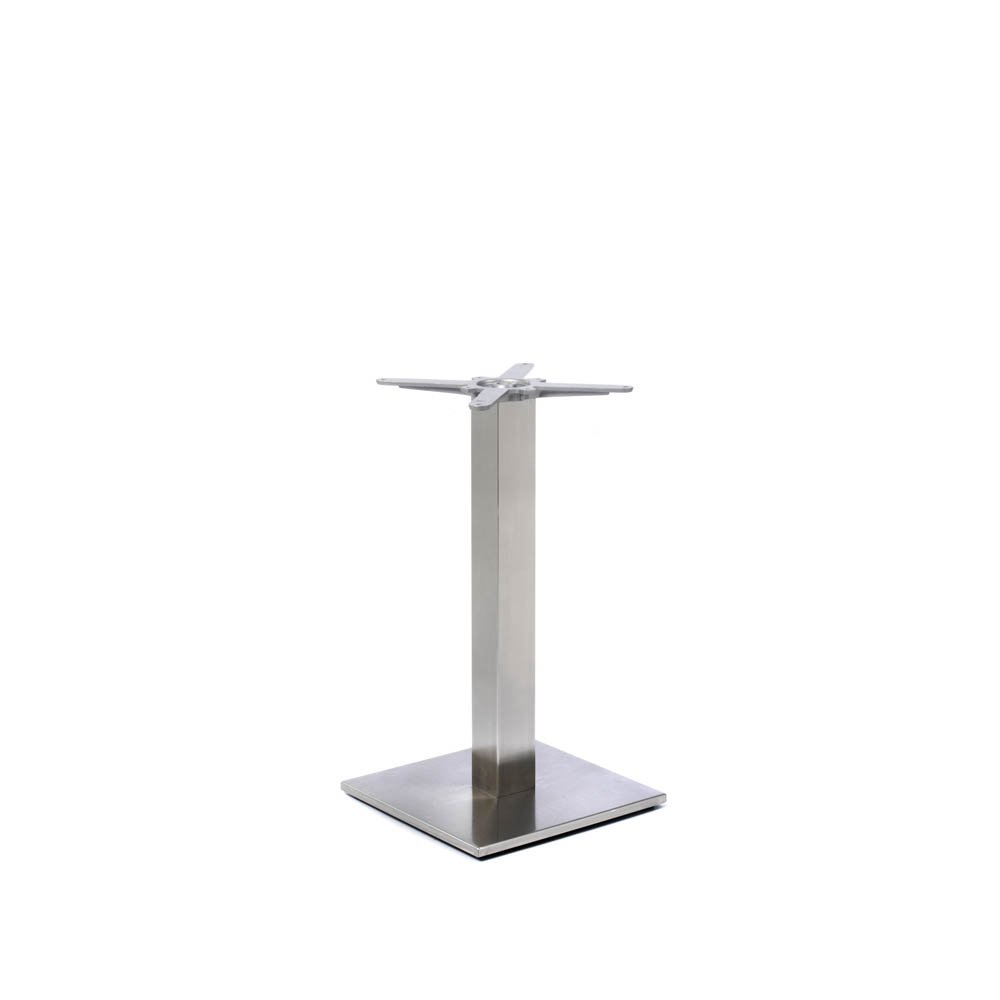Profile Stainless Small Dining Table Base