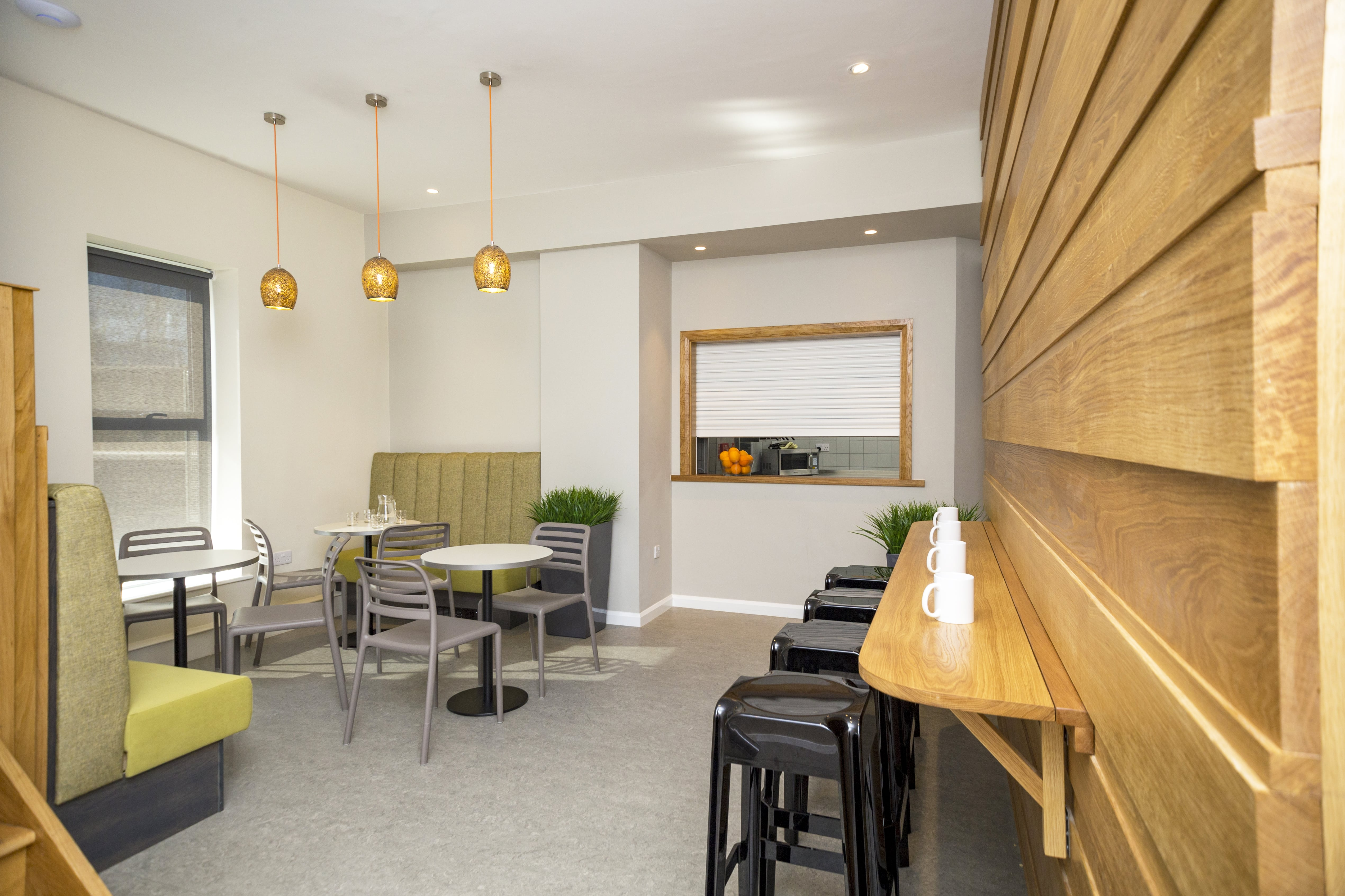 Reach Beyond Banquette Seating
