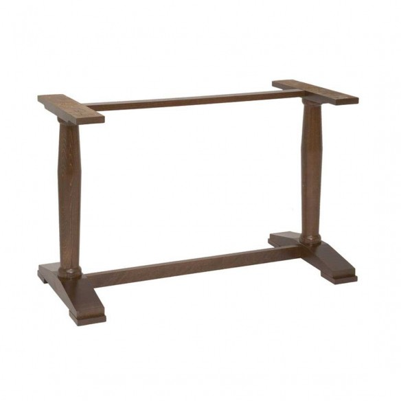 Ascot Twin Pedestal Table Base