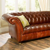Balmoral Button Seat Sofa