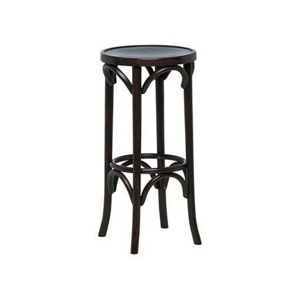 Bentwood High Stool