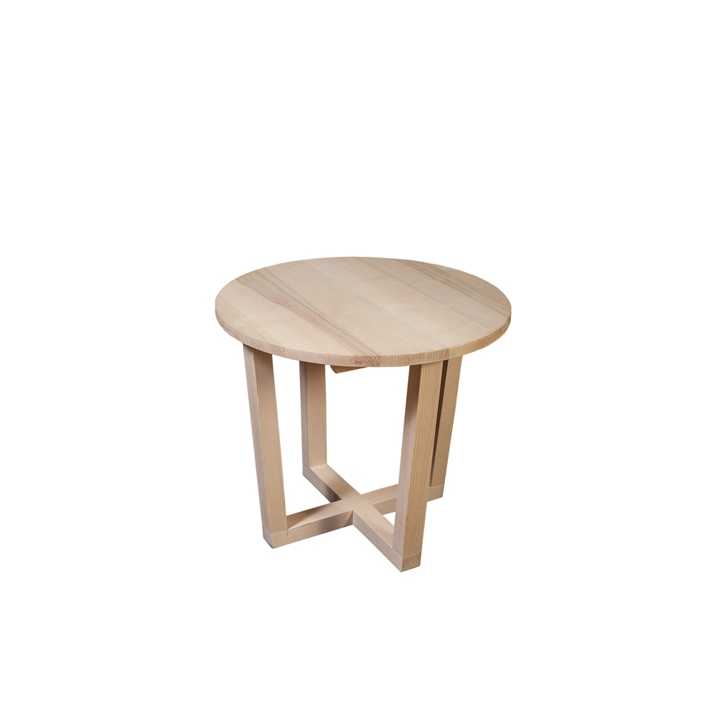 Cross Leg Coffee Table Forest Contract Furniture