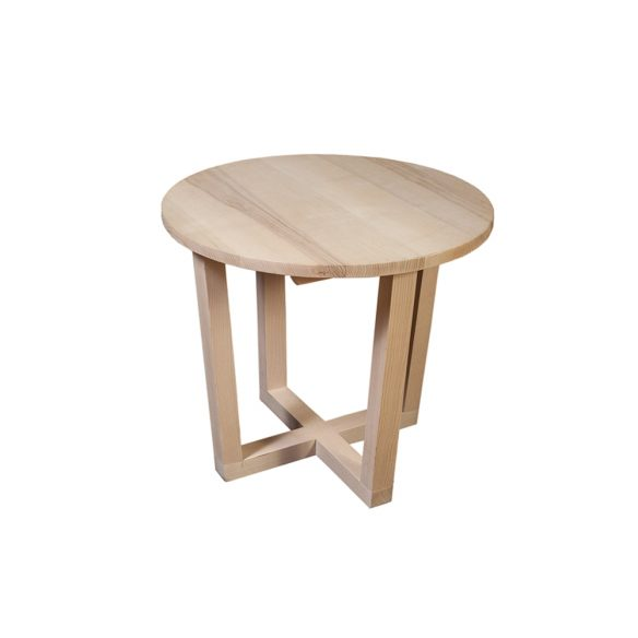 Cross Leg Dining Table