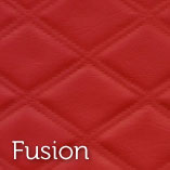 Fusion Diamond-embossed Faux