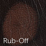 Rub-Off Real Leather