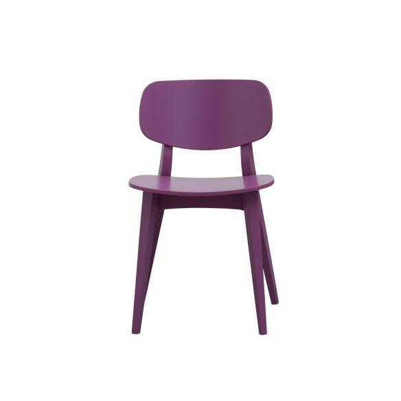 Wooden Veneer Side Chair