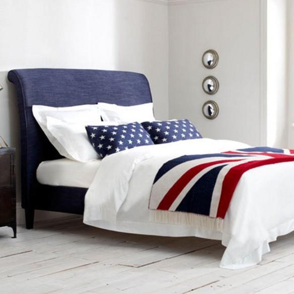 Keats Bed