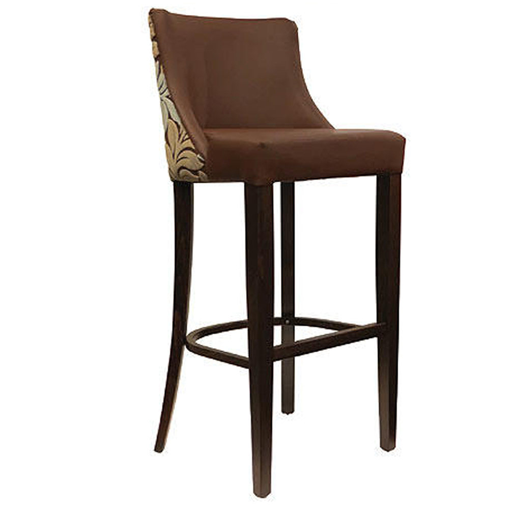 Manor Plain Bar Stool Forest Contract