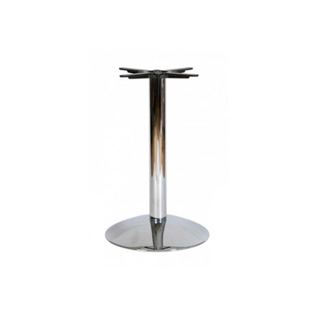 Oxton B1 Dining Table Base Forest Contract