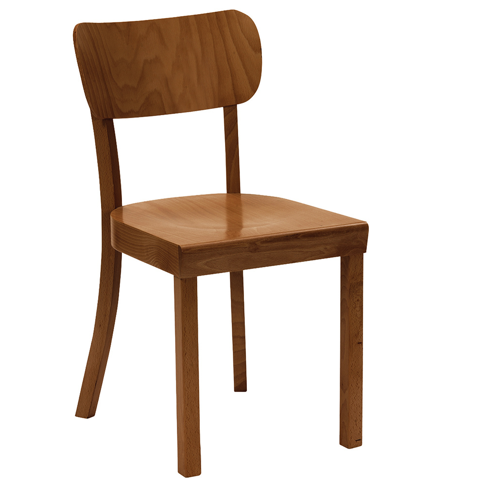 Paris Side Chair Forest Contract