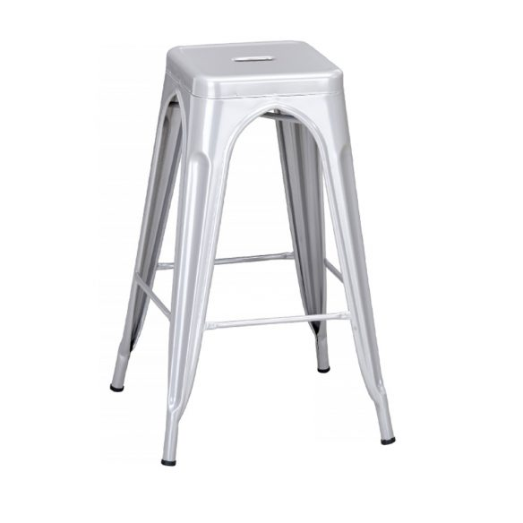 Relish High Stool Silver
