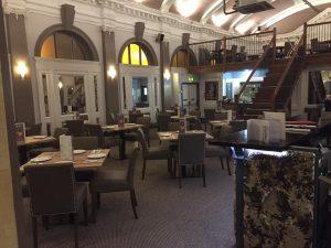 Ba'Bursi restaurant furniture