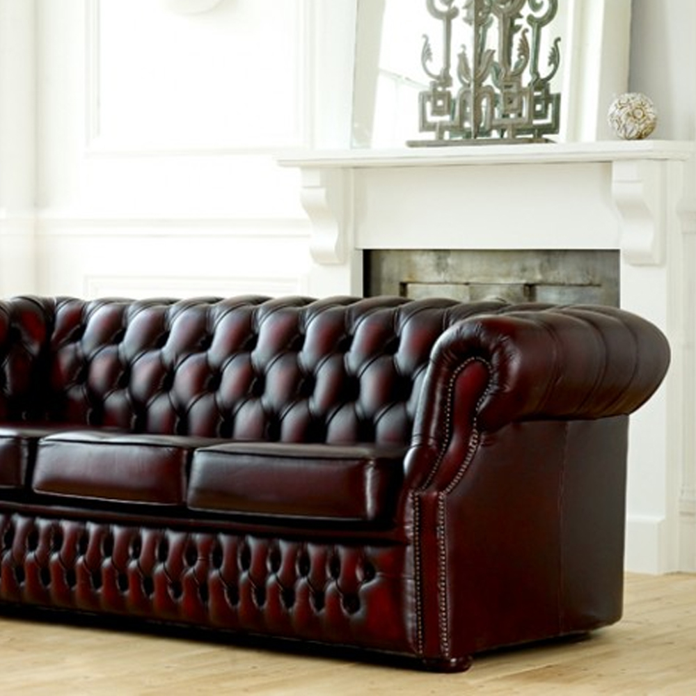Richmond CS Traditional 3 Seater Sofa Bed