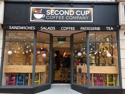 Second Cup Coffee Co Forest Contract