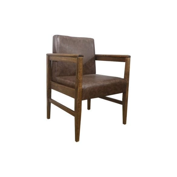 Mears Leather armchair