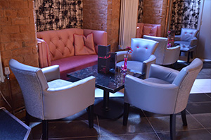 Modern Bar And Restaurant