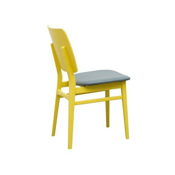 Zara Veneer Back Side Chair